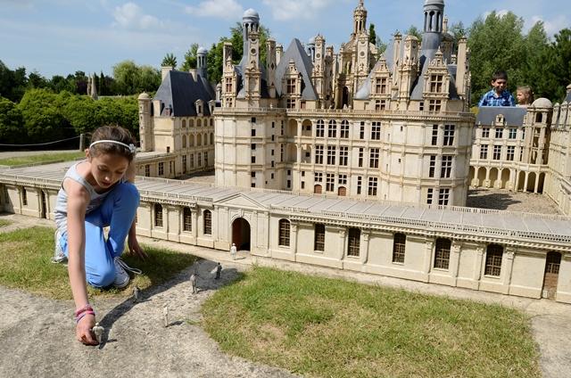 France miniature les parcs d 39 attractions for Piscine elancourt