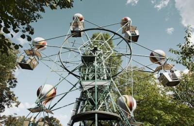 le cadre pittoresque des jardins de tivoli - Jardins De Tivoli